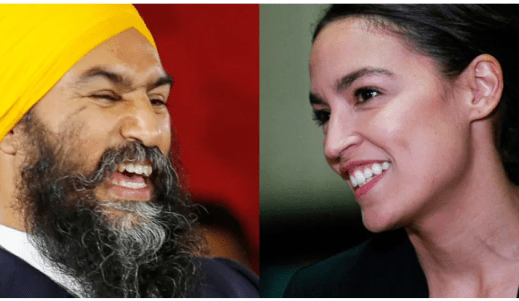 Lefties without borders: Jagmeet Singh and AOC crew up in hit game Among Us