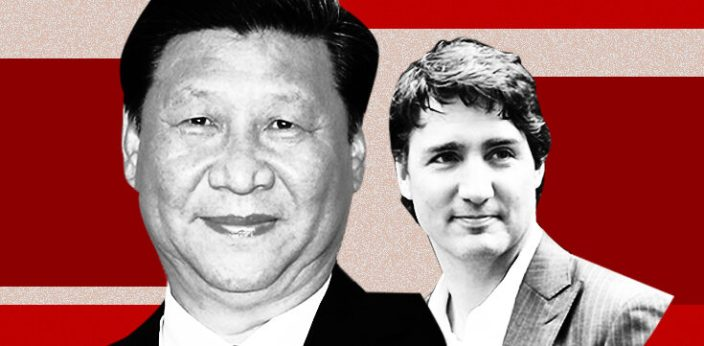 Beijing gets a helping hand from Liberals and their willing accomplices
