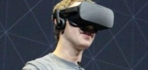 Facebook CEO Mark Zuckerberg Thinks We Should Be 'Teleporting' with VR Instead of Commuting