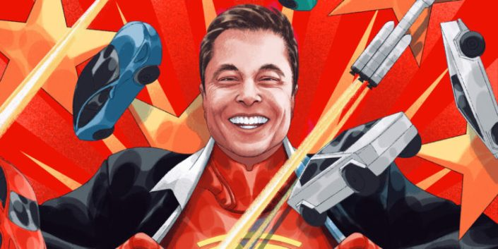 China's Jaded Techies Find a Hero in Elon Musk