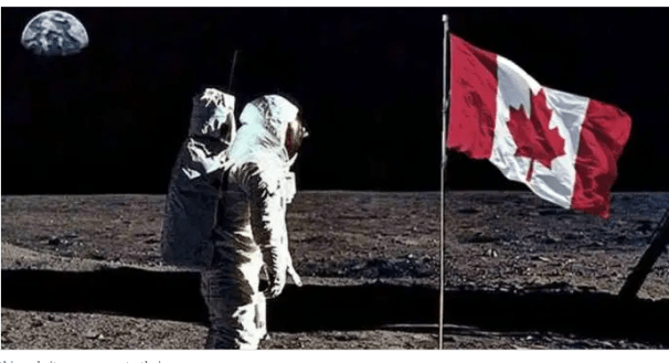 Canada announces plans to land a rover on the moon