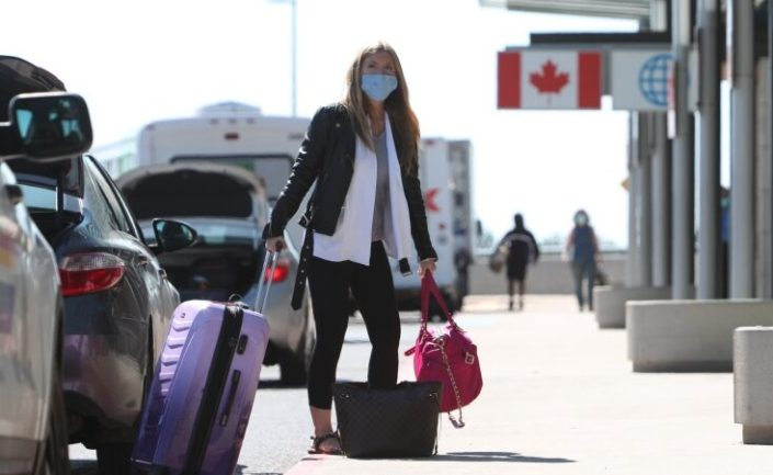 Canada lifting restrictions for fully vaccinated travellers in early July
