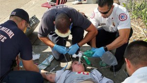 Vancouver police criticized for response to group overdose at English Bay beach