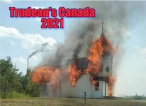Politicians Silent As Churches Burn