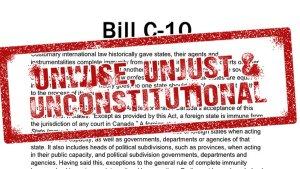 Trudeau's censorship bill FAILS to pass through Senate