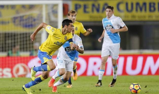 The Saint: Las Palmas Vs Deportivo La Coruna