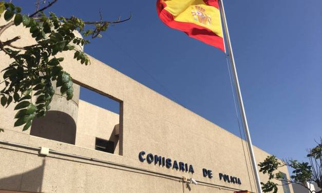 31 year old foreigner arrested in Maspalomas for suspected breaking and entering