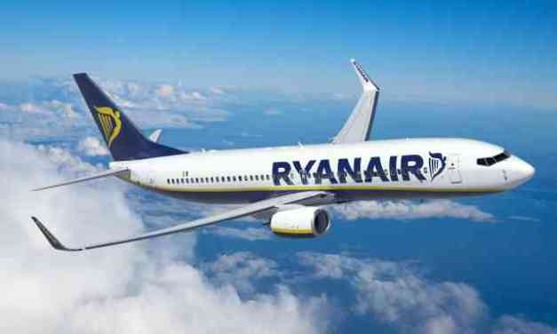 Ryanair's new route to Gran Canaria from Treviso in northern Italy