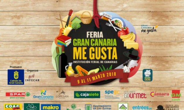 Gran Canaria Me Gusta – Las Palmas Food Fair at INFECAR 9-11 March