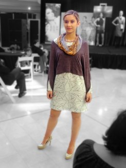 Melissa Swann wears Andie MeredithNecklace from Lovisa Shoes: Betts