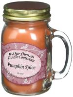 Get Ready For Fall With This Warm Pumpkin Spice Scented Jar Candle
