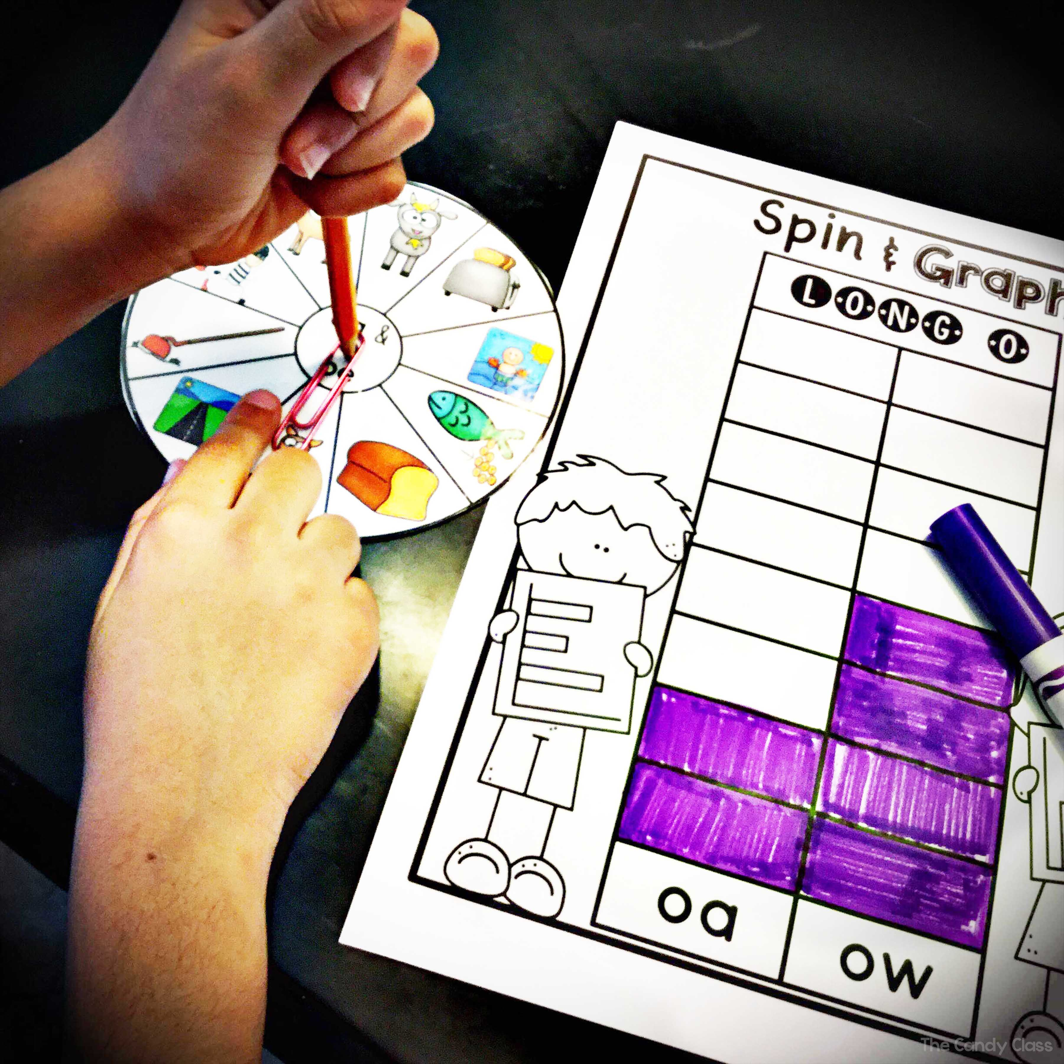 Activities For Teaching Long Vowel Teams In The Primary Classroom