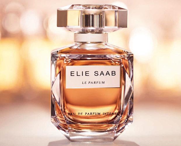 When Vanilla Glows  Elie Saab Le Parfum Intense Perfume