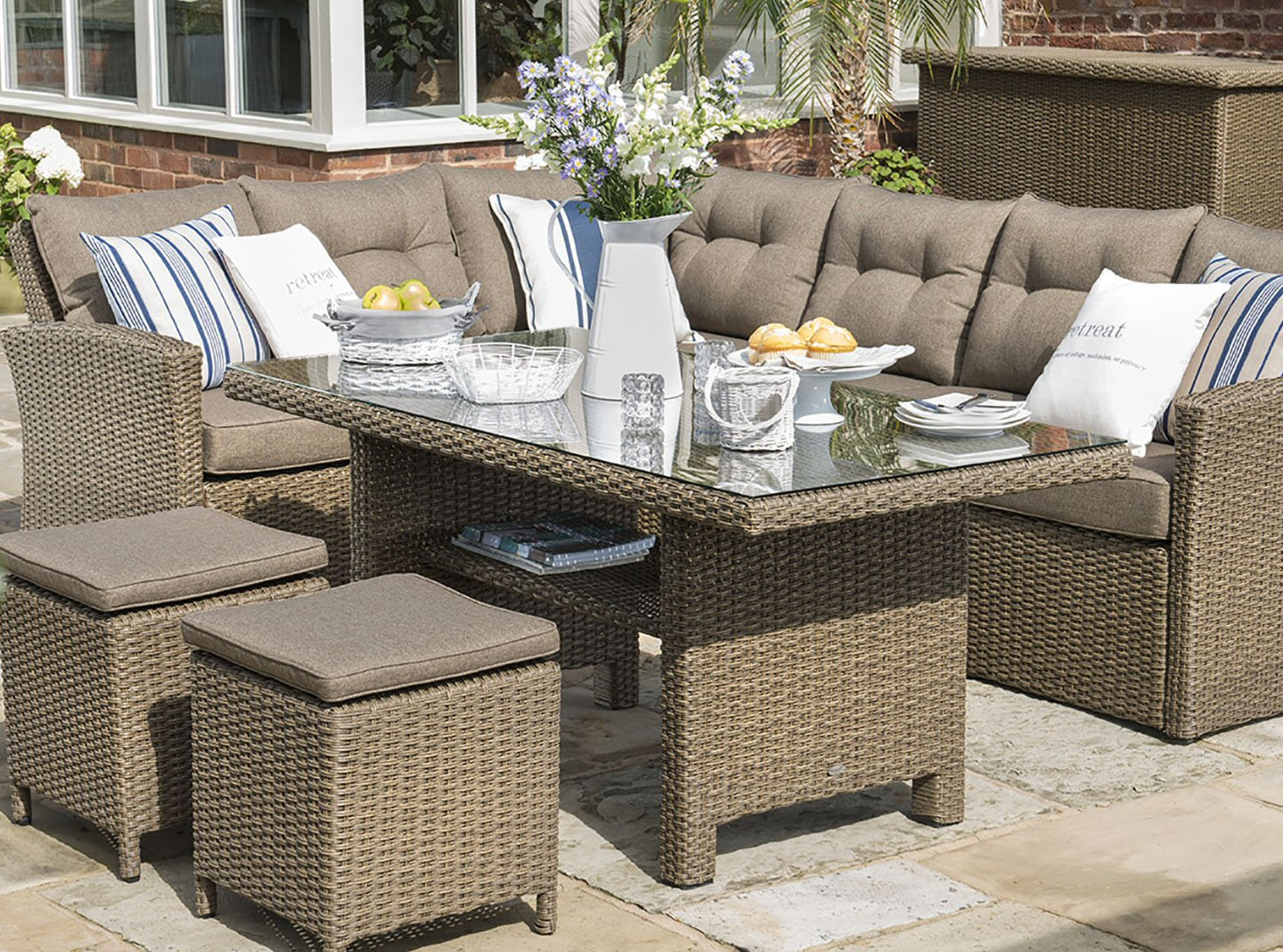 Rattan Corner Sofa Ireland Rattan Garden Furniture Ireland Garden Furniture