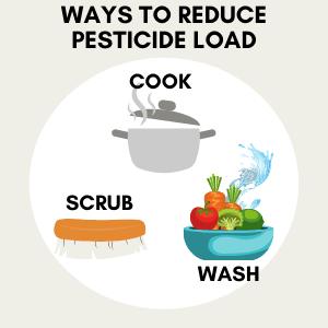 Ways to Reduce Pesticide Load: