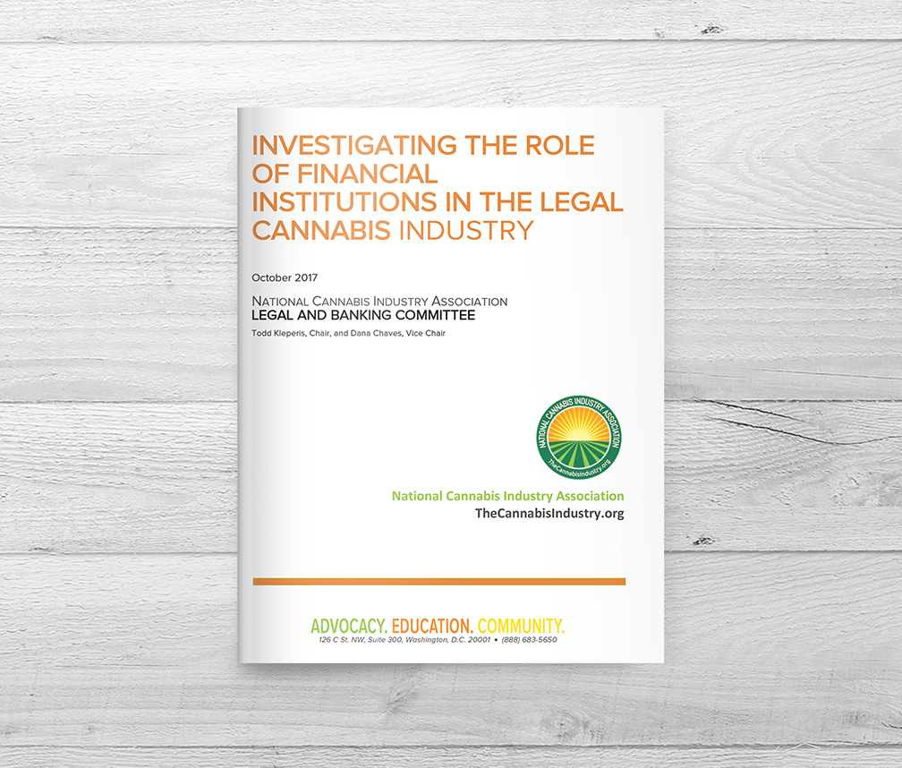 Investigating the Role of Financial Institutions in the Legal Cannabis Industry
