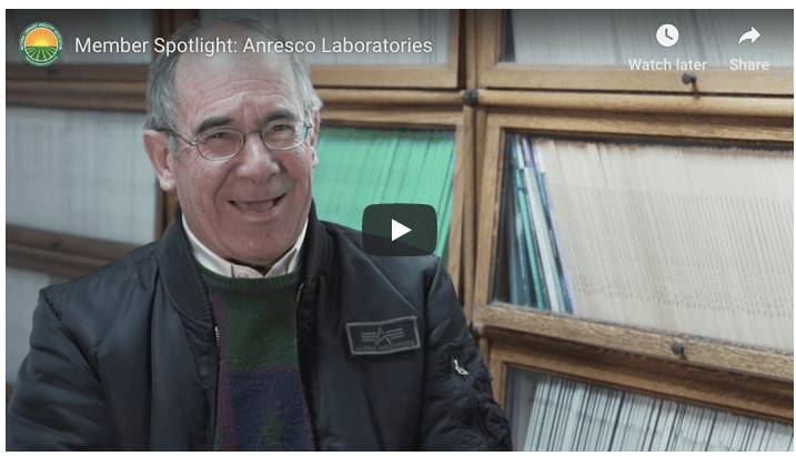 Video: Member Spotlight – Anresco Laboratories
