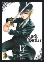 Black Butler 17 - Toboso