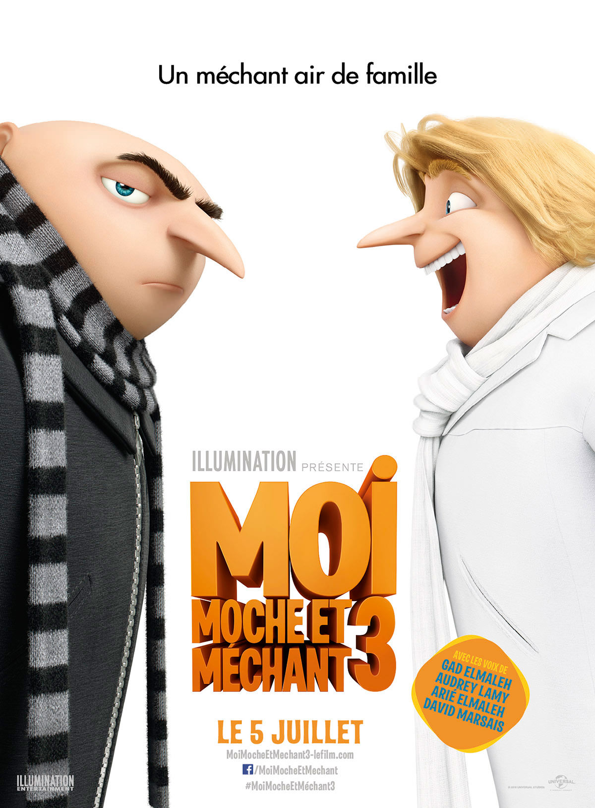 Film Moi Moche Et Méchant 1 : moche, méchant, FILMS], Moche, Méchant, Despicable, Pierre, Coffin, Balda, (2017), Cannibal, Lecteur