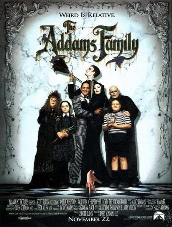 La Famille Addams Les Retrouvailles : famille, addams, retrouvailles, FILMS], Famille, Addams, Family), Barry, Sonnenfeld, (1991), Cannibal, Lecteur