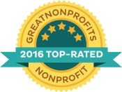 greatnonprofits 2016 top rated nonprofit