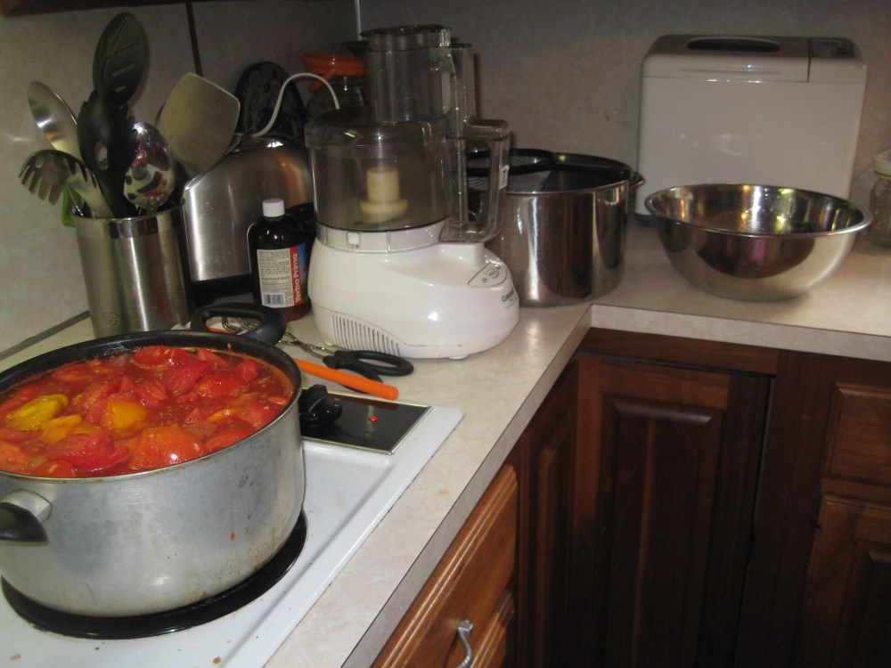 Basic Tomato Sauce and Condensed Tomato Soup (3/6)