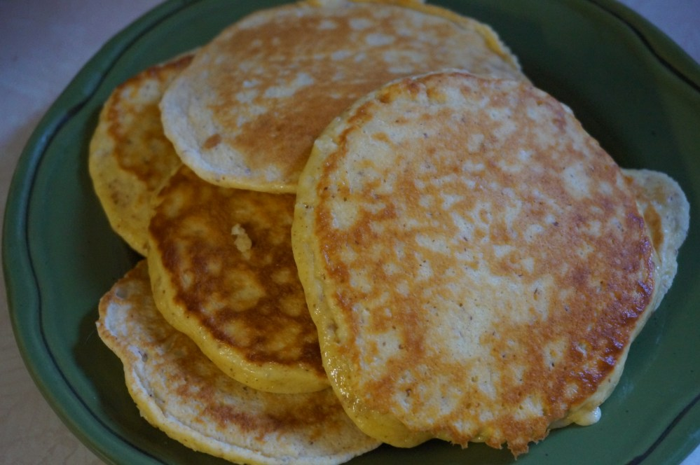 They're Pancakes!  They're Shortcake!  They're Practically Paleo! (1/5)