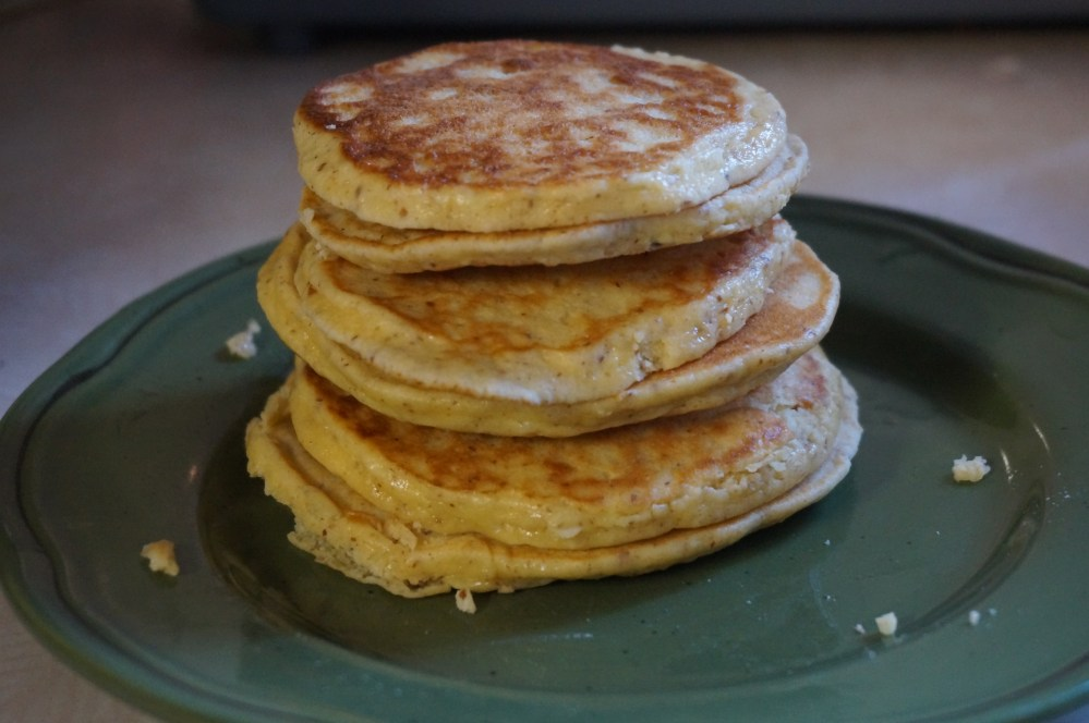 They're Pancakes!  They're Shortcake!  They're Practically Paleo! (4/5)