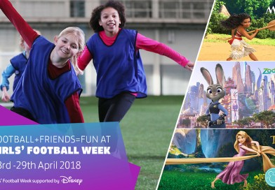 Everything You Need To Know About Girls' Football Week