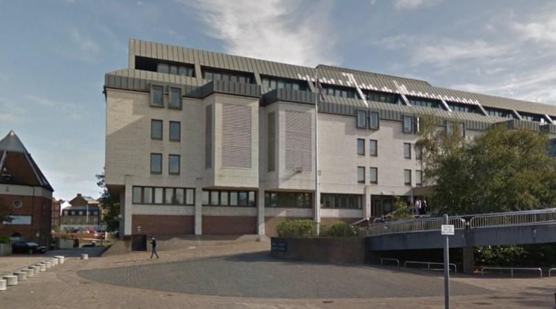 Maidstone Combined Courts. Image courtesy of Google Maps.