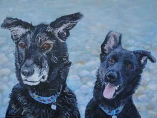 dog-paintings-shepherds