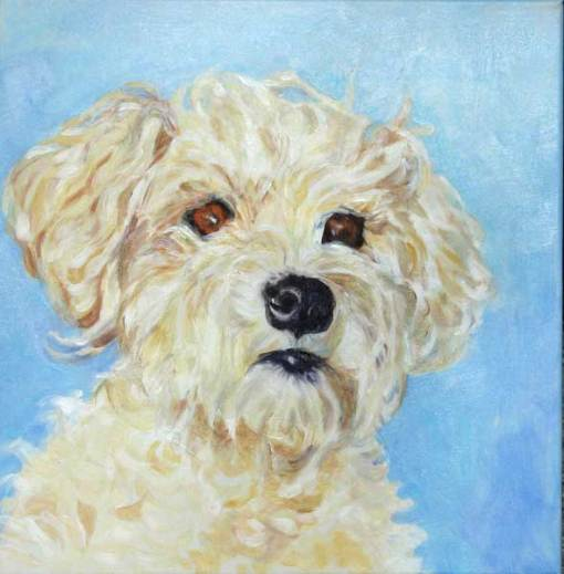 dog-paintings-wheaton-schnauzer