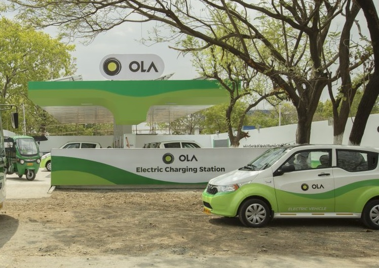 Ola investor again snips valuation of Indian cab-hailing firm