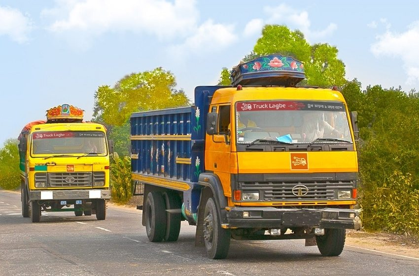 IFC, Shorooq Partners bet on Bangladesh logistics-tech startup Truck Lagbe