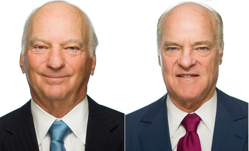 KKR founders Kravis, Roberts step down as co-CEOs, name successors