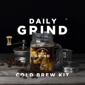 Iron & Glory Cold Brew Coffee Maker Daily Grind