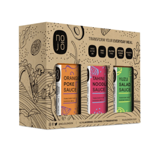 Nojo Natural & Gluten Free Playful Gift Pack 3x200ml