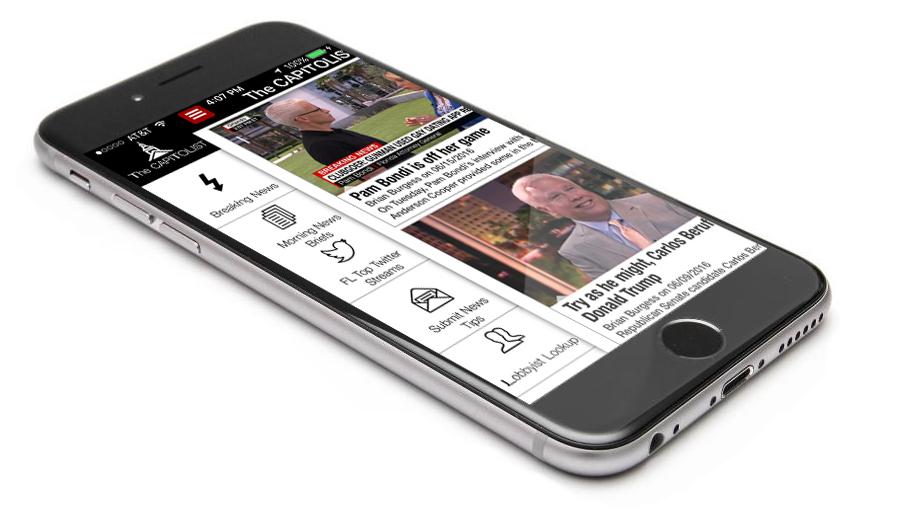 The Capitolist app breaks 1,000 downloads barrier