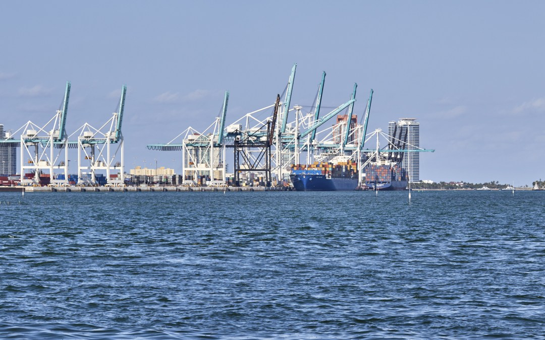 New Report Shows Investments in Florida Seaports Continues to Pay Off