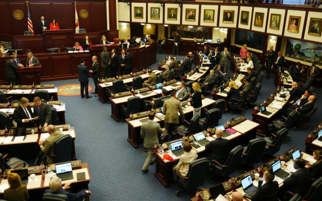 As Opposition Mounts Against Two Education Measures, Gov. Scott Hears From the People