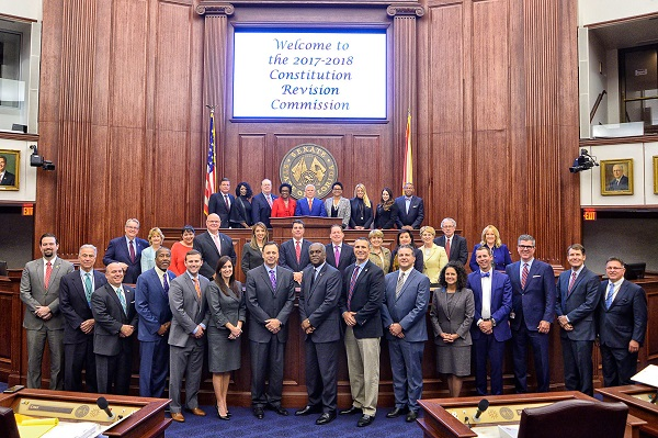 Florida Constitutional Revision Commission….Slowly Making Progress