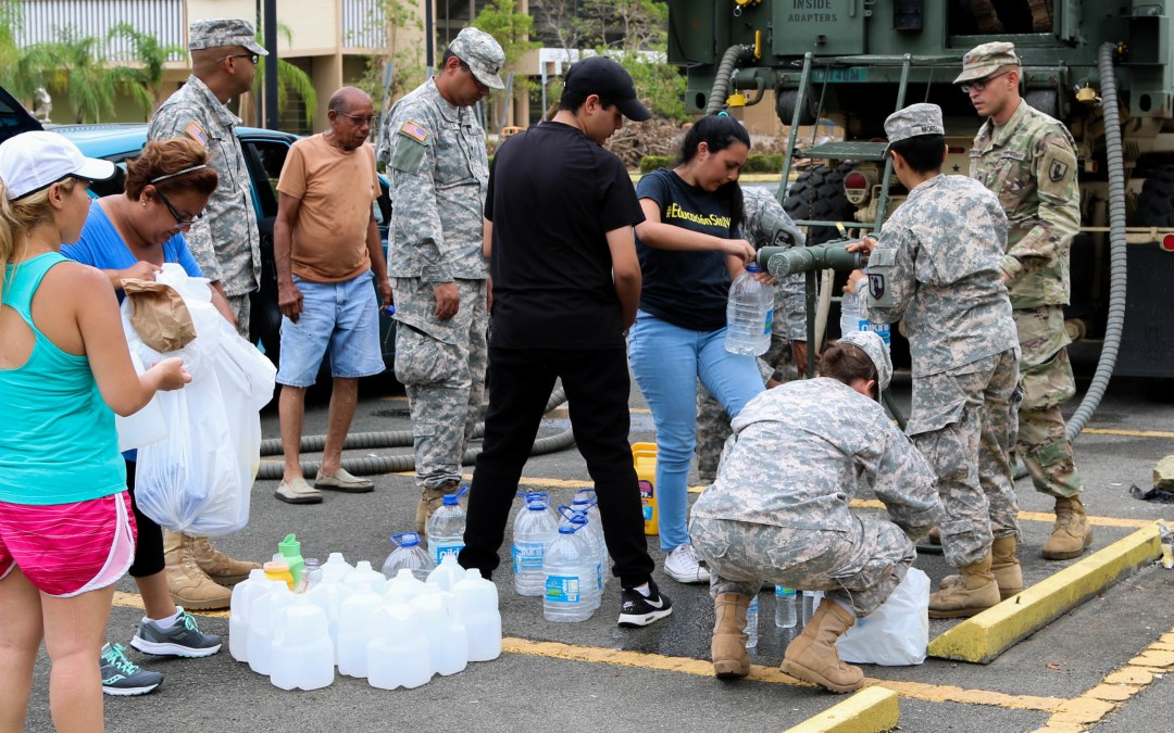 Rubio, Nelson Sound the Alarm on Growing Peril in Hurricane-Ravaged Puerto Rico