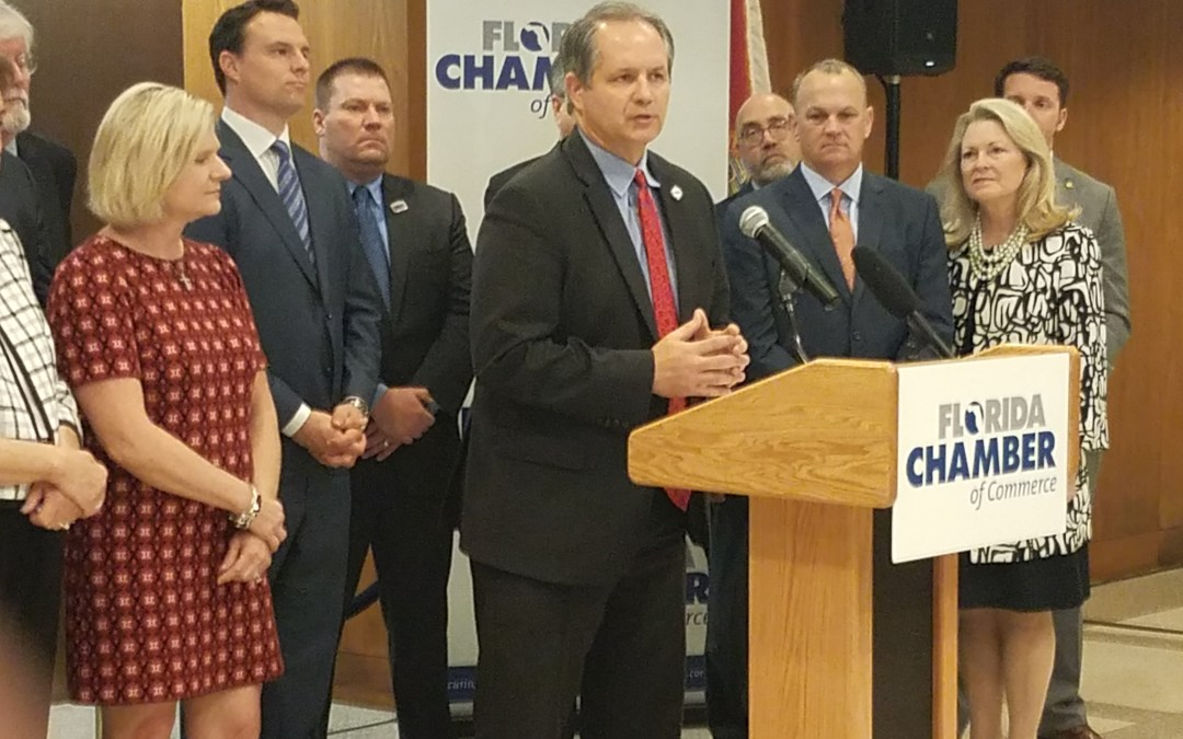 Florida Chamber Unveils 2018 Jobs Agenda, the Common Theme of the Report: Do Something About Trial Lawyers