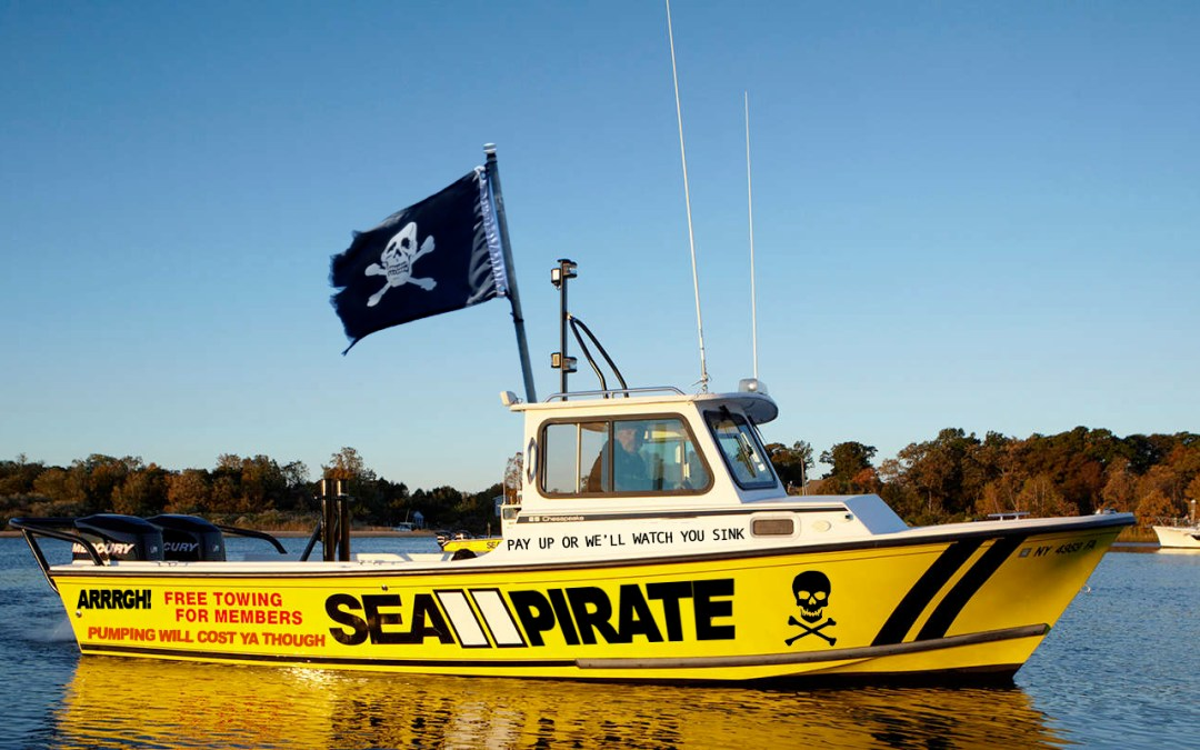Forget the Somali Coast – Florida might be the sea piracy capital of the world