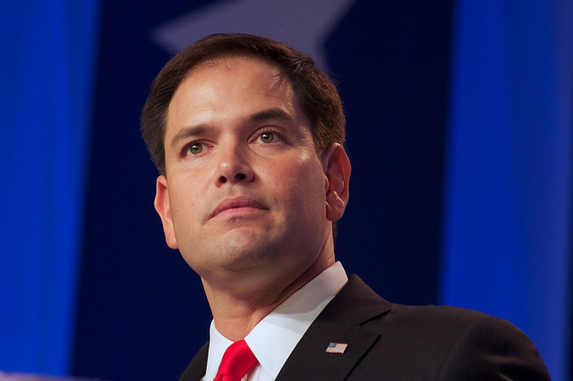 Marco Rubio takes aim at Joe Biden's cabinet picks