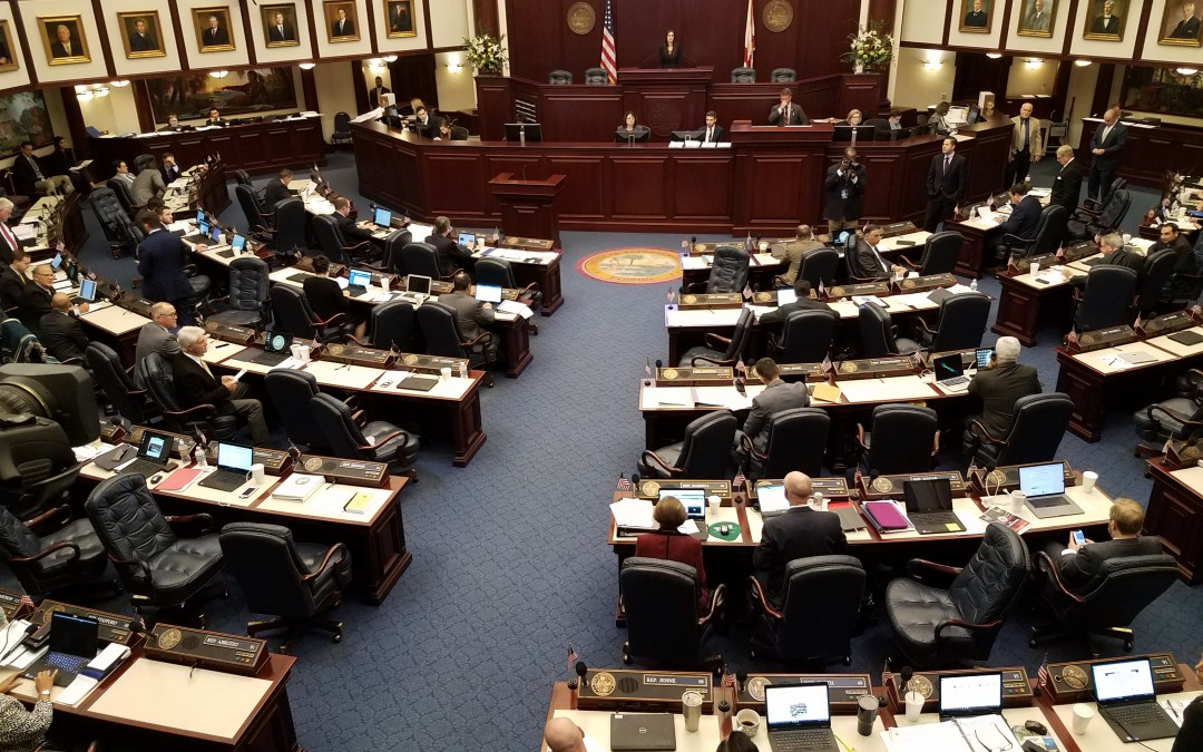 Campaign financing bills clear first step in the House