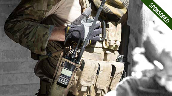 Harris connects elite warfighters in the harshest environments