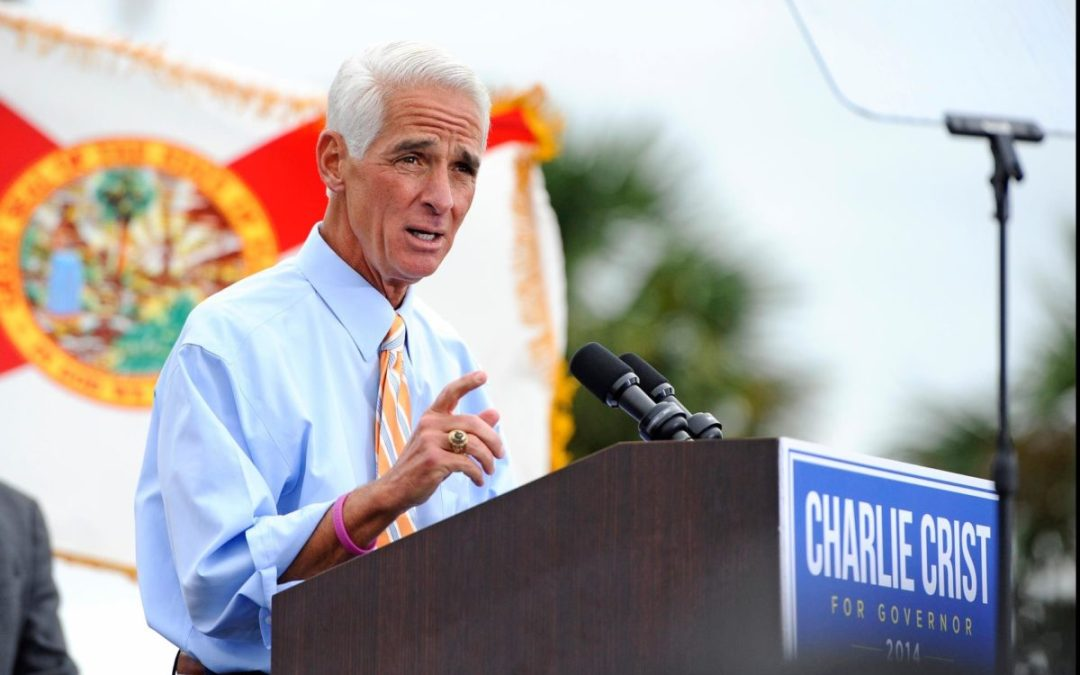 Ouch! A New Humiliation for Charlie Crist