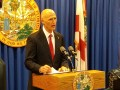 Gov. Scott, legislative leaders unveil school safety  plans that include age restriction for gun purchases