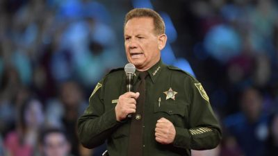 Broward Police Union Votes 'No Confidence' In Sheriff Israel; Asks Gov. Scott To Remove Him